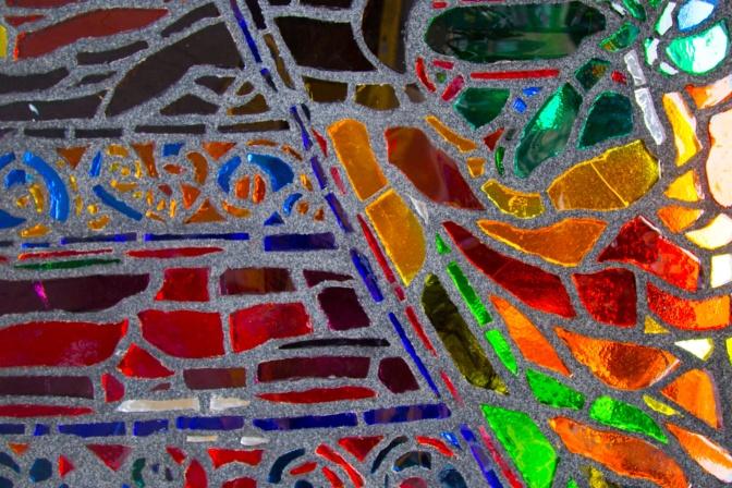 Mosaics: A Poem