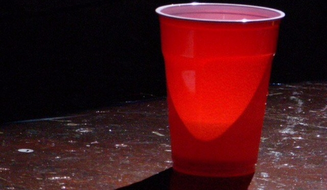 Plastic Cup: a Poem